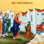 """Predică la Duminica a XVII-a după Rusalii – a Canaaneencei. """"O, femeie, mare este credința ta! Fie ție după cum voiești"""" (Matei 15, 28)"""