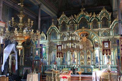 Biserica Adormirea Maicii Domnului_inside view