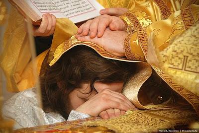 Hirotonirea in preot