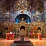 The Holy Virgin Cathedral, also known as Joy of all who Sorrow