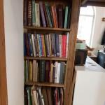 cărți în trapeză