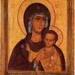 Icoana Maicii Domnului Petrovskaia1