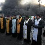 APTOPIX Ukraine Protests