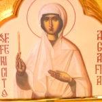 Minunile Fericitei Agafia de la mănăstirea Cuşelăuca (III)