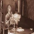 Parintele-Cleopa-Icoana-Maicii-Domnului
