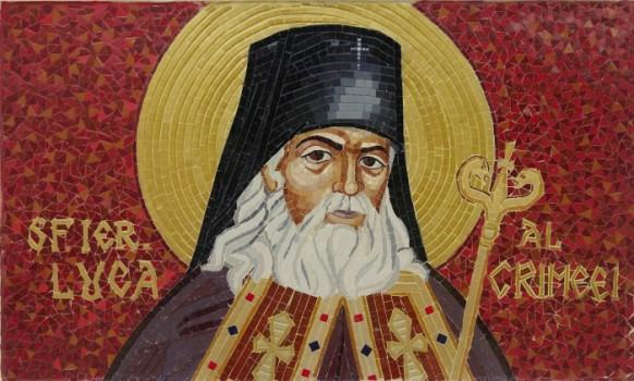 Sf Ier Luca Mozaic Donart