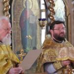 Duminica a 13-a după Rusalii la Biserica Întâmpinarea Domnului (USM)