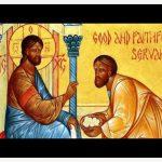 Dumnezeu va cere socoateala pentru darurile primite și viața trăită