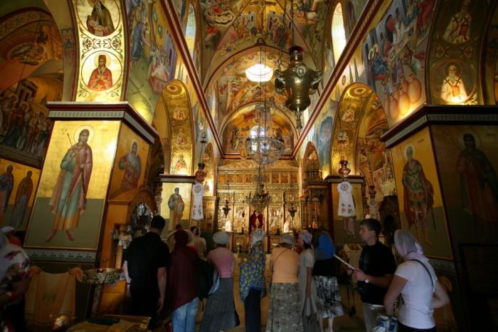 православного храма Преображения Господня
