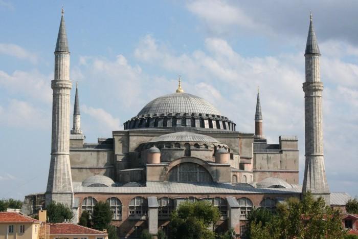 Sfanta-Sofia-Istanbul