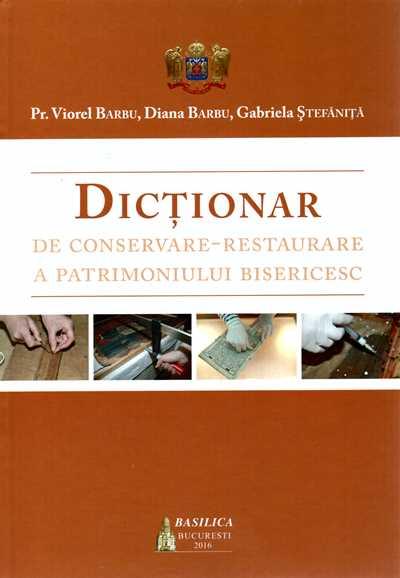 Dictionar conservare-restaurare