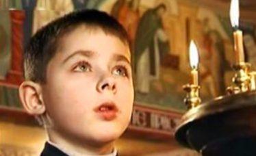 Molitva-rebenka