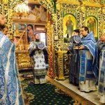 Intrarea în Biserică a Maicii Domnului, celebrată la Catedrala mitropolitană din Chişinău