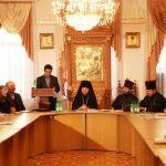 Adunarea Sectorului Sinodal Comunicare Instituțională și Relații cu Mass-media, cu participarea reprezentanţilor presei ortodoxe din republică