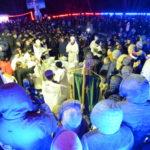 Sfinţirea Aghesmei Mari la Mănăstirea Hîncu
