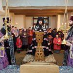 """Canonul Sfântului Andrei Criteanul oficiat la Catedrala episcopală """"Adormirea Maicii Domnului"""" din Soroca"""