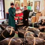 """Proiectul social-filantropic de ajutorare a persoanelor social-vulnerabile """"Dar din dar se face rai"""" a luat amploare"""