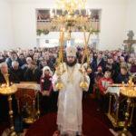 """PS Petru, Episcop de Ungheni și Nisporeni a liturghisit în parohia """"Sf. Arh. Mihail și Gavriil"""" din s. Ciorești, r. Nisporeni"""