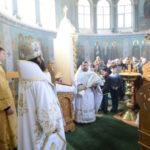 PS Petru, Episcop de Ungheni și Nisporeni, a săvârșit Sfânta Liturghie, la Catedrala Episcopală din Ungheni