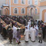 """Sâmbăta morților dinaintea Duminicii lăsatului sec de carne, la Catedrala """"Sf. Irh. Nicolae"""" din Orhei"""