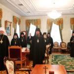 Hotărârile Sinodului Bisericii Ortodoxe din Moldova din 17 și 24 februarie