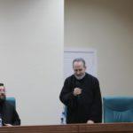 Conferința Lumina lui Hristos sub semnul Crucii cu Preot-prof., diaconul Ioan Caraza
