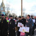 Ajută Mama și Copilul! Ei depind de tine! Marșul pentru viață 2017 s-a desfăşurat la Chişinău