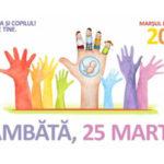Marșul Pentru Viață 2017, la Chișinău (25 martie, întâlnirea la ora 12.00,  la Spitalul Clinic municipal nr. 1)