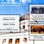 Un grup de slujitori și tineri din Republica Moldova vor prezenta un spectacol creștin în nordul Italiei