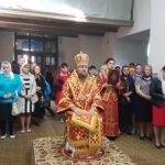 Duminica a VII-a după Paști (a Sfinţilor Părinţi de la Sinodul I Ecumenic), la Catedrala Episcopală din Soroca