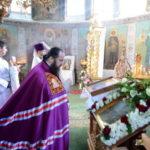 Duminica a VII-a după Paști, la Catedrala Episcopală din Ungheni