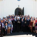 """A fost resfinţită biserica """"Adormirea Maicii Domnului"""" din s. Redi-Cereşnovăţ, r. Soroca"""