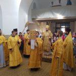 """Duminica a III-a după Pogorârea Duhului Sfânt, la Catedrala Episcopală """"Adormirea Maicii Domnului"""" din Soroca"""