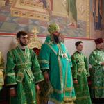 Duminica a III-a după Rusalii la Mănăstirea Curchi