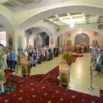 În Duminica a III-a după Rusalii, PS Petru, Episcop de Ungheni și Nisporeni a liturghisit la mănăstirea Hîncu