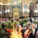 """Duminica a III-a după Cincizecime, la Catedrala Mitropolitană din Chișinău. """"Căutaţi mai întîi Împărăţia lui Dumnezeu şi dreptatea Lui şi toate acestea se vor adăuga vouă"""" (Matei 6, 33)"""