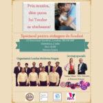 """Grupul coral bărbătesc """"London Moldovan Singers"""" anunță un spectacol de caritate"""