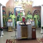 O slujbă comună a absolvenților programului de master Studii filologice și spiritualitate creștină de la USM, la Molovata Nouă