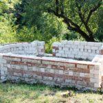 Bisericuța în construcție din Oricova – o jertfă de laudă Maicii Domnului