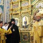 Sfânta Liturghie prilejuită de cea de a 65-a aniversare a Înaltpreasfințitului Mitropolit Vladimir