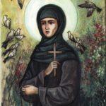 Viaţa Sfintei Teodora de la Sihla