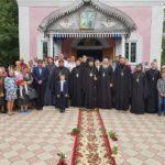 """Sărbătoarea hramului la biserica """"Minunea Sf. Arhanghel Mihail"""" din s. Rublenița, r. Soroca"""
