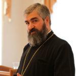 Seri duhovnicești la biserica Universității de Stat din Chișinău, invitat: pr. lect. dr. Dorin Opriş