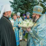 Slujire arhierească de praznicul Nașterii Maicii Domnului, Hramul Sfintei Mănăstiri Curchi – Cetatea spirituală a Moldovei