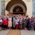 """Hramul Bisericii """"Nașterea Maicii Domnului"""" din s. Colonița, mun. Chișinău"""