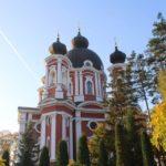 Prezență arhierească în Duminica a 20-a după Rusalii la Mănăstirea Curchi