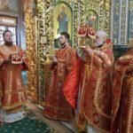 """Duminica a XIX-a după Cincizecime, la Catedrala mitropolitană """"Nașterea Domnului"""" din Chișinău"""