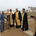 Piatră de temelie pentru un nou lăcaș sfânt la Penitenciarul nr.1-Taraclia