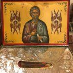 """Binecuvântare pentru Moldova! Moaştele Sfântului Apostol Andrei cel Întâi Chemat vor fi aduse spre închinare la Catedrala Mitropolitană """"Naşterea Domnului"""" din Chişinău"""