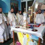 """Sfinții Arhangheli sărbătoriți la biserica """"Sf. Arhangheli Mihail și Gavriil"""" din s. Racovăț, r. Soroca"""